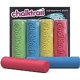 Fat Brain Toys Chalktrail Chalk, Multi Color