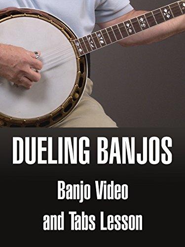 Dueling Banjos - Banjo Video & Tabs Lesson [OV]