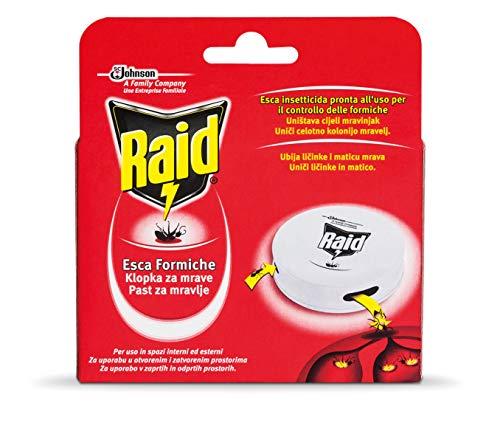 Raid Esca Formiche - 4 pezzi da 10 ml [40 ml]