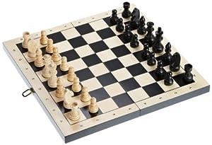Philos-Spiele - Juego completo de ajedrez, 2 jugadores Importado