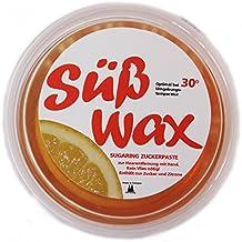 449g Süß Wax 30° Sugaring Zuckerpaste zur Haarentfernung mit Hand, kein Vlies nötig. Optimal bei 30° Umgebungstemperaturen, gut für Heiße Sommer Tage.
