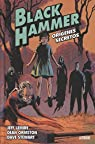 Black Hammer 1. Orígenes secretos par Lemire