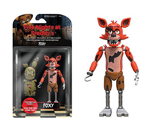 Funko-Articulated-Action-Figure-FNAF-Foxy