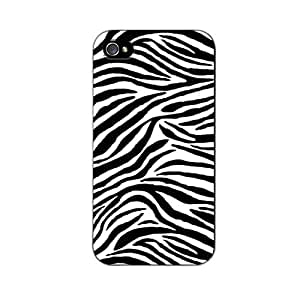 Coque iPhone 4/4S zebre