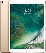 """Apple iPad Pro 12.9"""" (2018 - 3rd Gen), Wi‑Fi, 512GB, Gold [Without Face"""