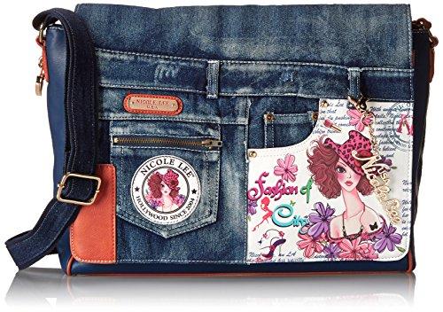nicole-lee-messenger-bag-con-compartimiento-para-portatiles-de-15-pulgadas-blanco-soleado-tamano-uni