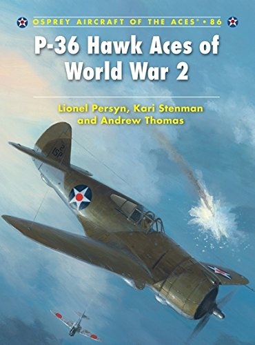 P-36 Hawk Aces of World War 2 (Aircraft of the Aces) por Lionel Persyn