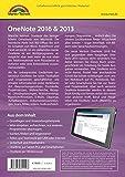 Image de Microsoft OneNote 2016 & 2013 Den digitalen Office-Notizblock effizient nutzen