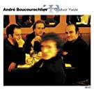 Boucourechliev: Quatuor III, Miroir 2, Archipel II (The Complete String Quartets)