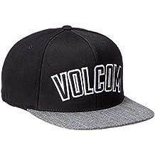 Volcom Gorra de béisbol con Visera Fielder 110F 8e0a8ee264c