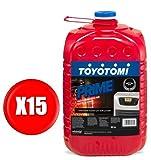 Toyotomi Prime Brennstoff Universal Super geruchlos für Öfen tragbare
