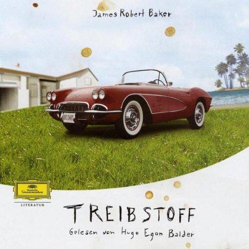 Jr Baker: Treibstoff by Audiobook (2003-09-30)