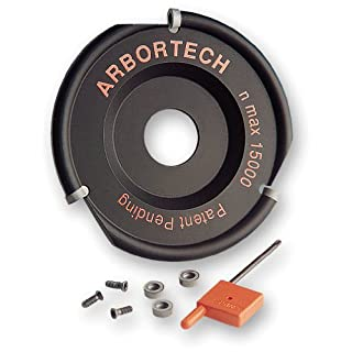 Replacement Carbide Teeth -3 per pack for Industrial Pro Kit by Arbortech