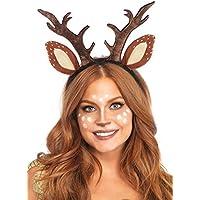 shoperama reh haarreif mit geweih und ohren von leg avenue stoff rehkitz kitz bambi rentier hirsch