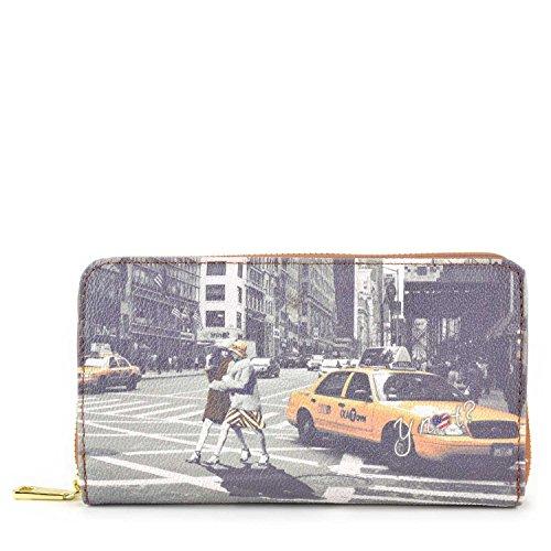 Portafoglio donna Y Not - G372 Walk in New York
