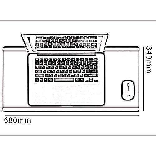AOLIr Computertisch , Beistelltische Steh-Computer-Hubtisch, Laptop-Tischständer Büro-Ständer Ständer mit zusammenklappbarer Werkbank für Notebooks 3 Farbe 27 Zeiten; 13 Zeiten; (1-17) Zoll,Silber