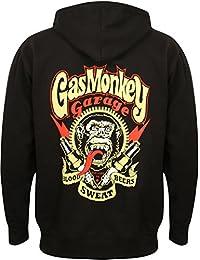 Gas Monkey Garage T-Shirt Camaro