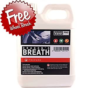 Valet Pro Dragons Breath Produit d'entretien décapant métal avec brosse offerte 1l