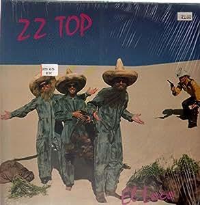 ZZ Top El Loco 1981 German vinyl LP WB56929