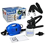 #4: Dtes Stvin Super Paint Zoom Electric Portable Spray Painting Machine