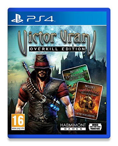 Victor Vran: Overkill Edition (PS4)