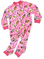 Kids Girls 100% Cotton Onesies Pyjamas Pjs Nightwear Disney Princess Monster High Minnie Mouse Angry Birds Doc Mc Sofia Tinkerbell Size 1-10 Years