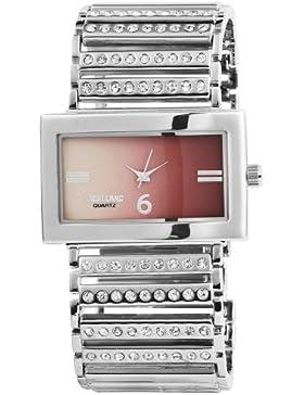 Excellanc Damen-Uhren mit Metallband 152023800044