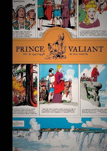 Prince Valiant Vol. 6: 1947-1948 por Hal Foster