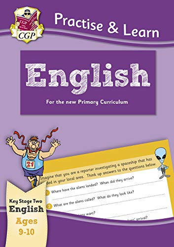 New Practise & Learn: English for Ages 9-10