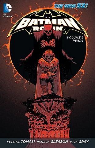 Red Robin Costume Dc - Batman and Robin Vol. 2: Pearl (The