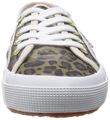 Superga 2750-animalnetw, Sneaker, Donna Multicolore (multicouleur (985))