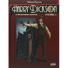 Harry Dickson Intégrale T04 à T06