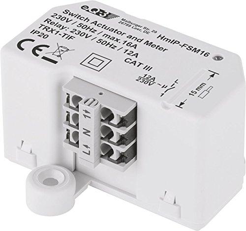 Homematic IP Schalt-Mess-Aktor (16 A) – Unterputz, 150239A0