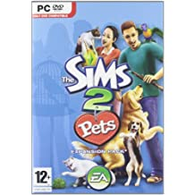 The Sims 2: Pets Expansion Pack (PC DVD) [Importación inglesa]