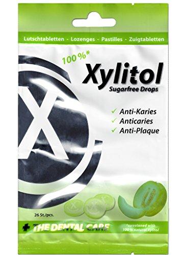 Miradent - Caram. melon xylitol s/g/l