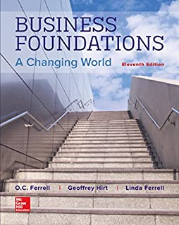 Business Foundations: A Changing World (1259685233) | Amazon price tracker / tracking, Amazon price history charts, Amazon price watches, Amazon price drop alerts