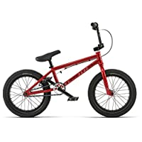 "Wethepeople Seed 16'' 2018 Freestyle BMX Bike (15.75"" - Rojo)"