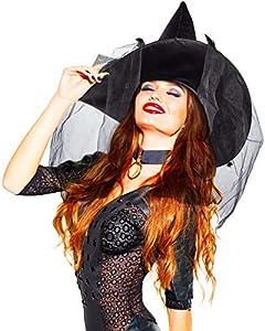 Balinco Sombrero de Bruja |