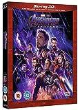 Avengers: Endgame 3D Includes Bonus Disk [Blu-ray] [2019] [Region Free] only £19.99 on Amazon
