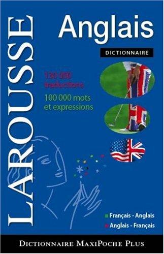 Maxi poche plus français-anglais