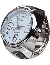 3f95195f7b30 Amazon.es  Anillos Reloj - Relojes de pulsera   Mujer  Relojes