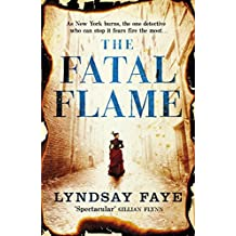 The Fatal Flame (Gods of Gotham 3) (English Edition)