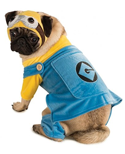 Minion Despicable Me Pet Costume -Dog (Despicable Hunde Kostüm Me Für Minion)