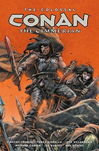 The Colossal Conan the Cimmerian por Timothy Truman