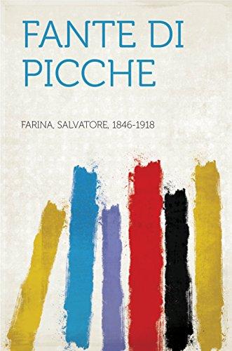 Fante di picche (Italian Edition) eBook: Farina, Salvatore, 1846 ...