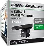 Rameder Komplettsatz, Dachträger WingBar EVO für Renault Megane IV Grandtour (137477-36675-1)