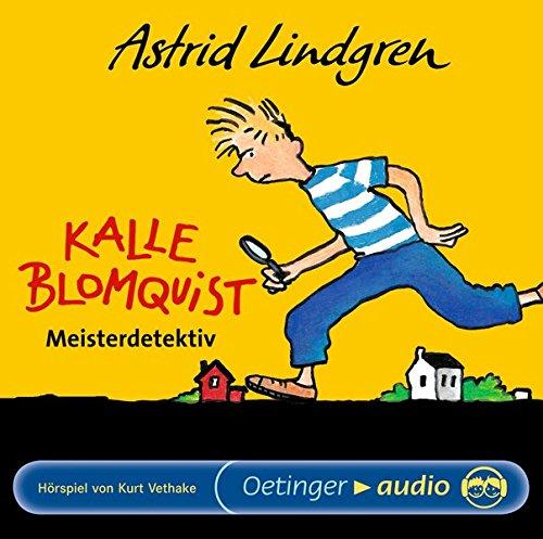 Kalle Blomquist Meisterdetektiv: Hörspiel von Kurt Vethake (Juwelen Klassiker)