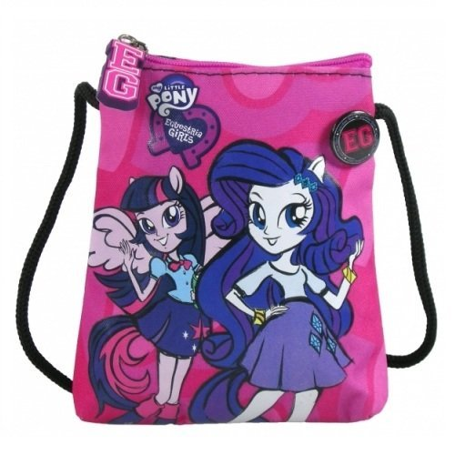 E PONY EQUESTRIA GIRLS GIFT IDEA SHOULDER BAG-IDEE MY LITTLE PONY (Fairies Fashion Boutique)