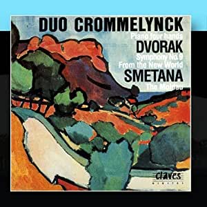 Antonín Dvorák / Bedrich Smetana: Original Works For Piano Four Hands