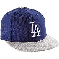 A NEW ERA Era MLB Diamond Era Auth 5950 Los Angeles Dodgers OTC Gorra, Hombre, Azul (dk Blue), 7 1/2